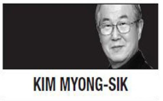 [Kim Myong-sik] Complete dismantlement ... of conservative politics