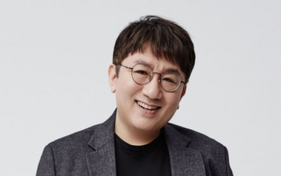 BTS producer Bang Si-hyuk joins Variety's list of international music leaders