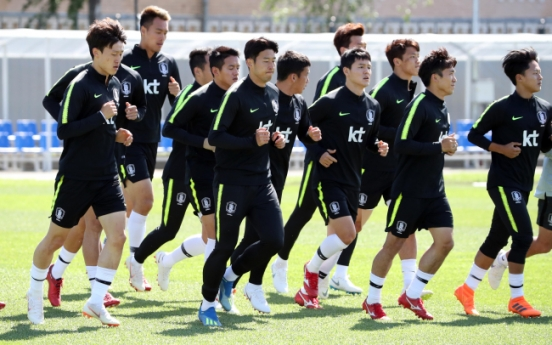 Looking for turnaround, Korea to take on Mexico in crucial 2nd match