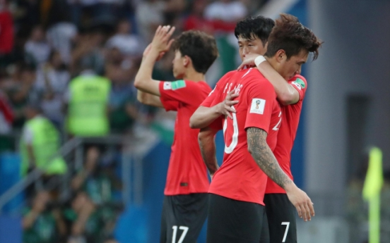 [World Cup] S. Korean defender becoming fans' scapegoat for losses