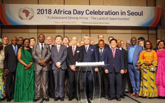 Integrating Africa seeks sustainable partnerships