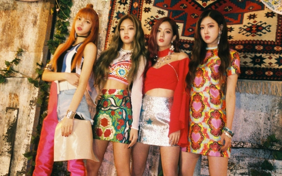 Black Pink becomes highest charting K-pop girl act on Billboard's Hot 100