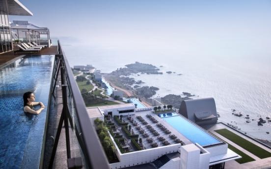 [Best Brand] 'Urban retreat' at Hilton Busan