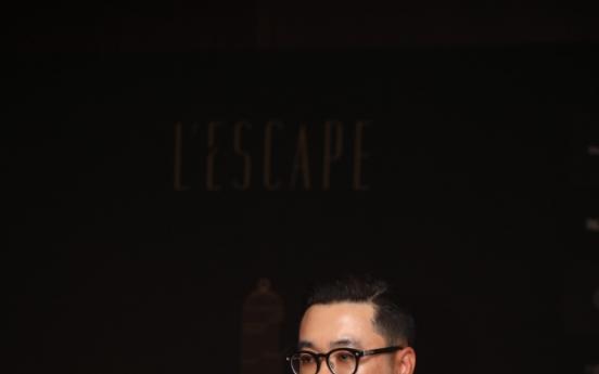 'L'Escape' to 19th century France in Seoul