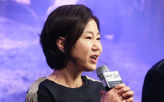 K-drama writer Kim Eun-sook denies divorce rumors