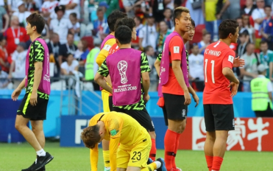 [World Cup] S. Korean players to resume club duties after early exit
