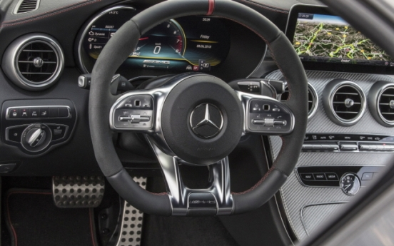 Benz hopes to remain Koreans' favorite with 2019 Benz C-Class