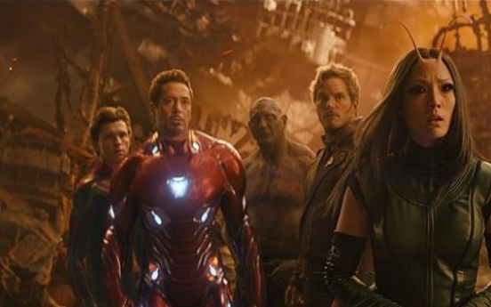 Cinematographer may have leaked title of 'Avengers 4': report
