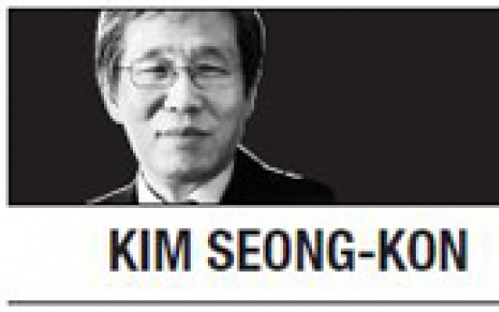[Kim Seong-kon] Learning from foreigners' perception of Korea