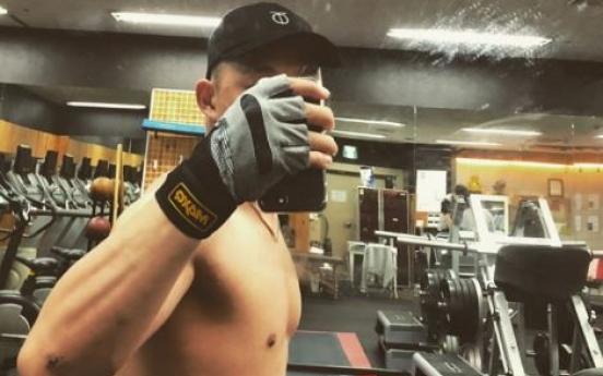 Rapper Swings opens fitness center in Seoul
