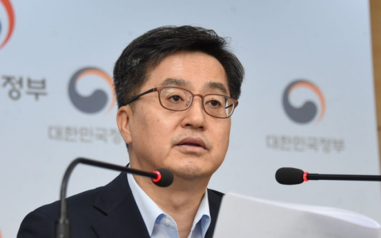 Moon govt. pushes real estate tax hike, dithers financial income tax