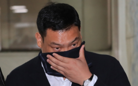 [Newsmaker] Prosecutors seek 5-year jail term for chef Lee Chan-oh over drug use