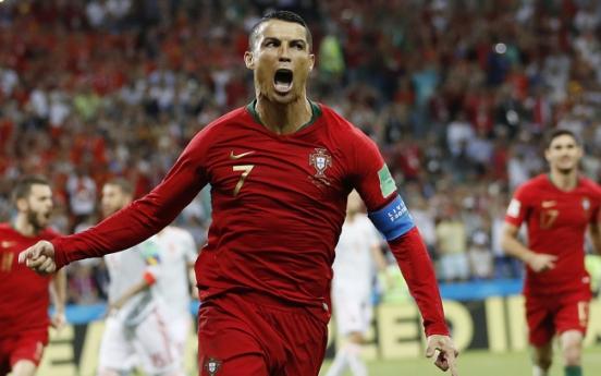 Portuguese football icon Cristiano Ronaldo to visit S. Korea