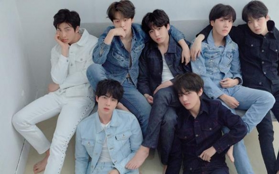 BTS sets another record in US with 'Love Yourself: Tear' album