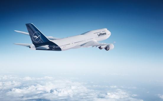 Lufthansa rebranding more than new paint job