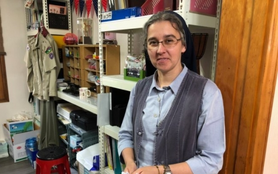 [Herald Interview] Romanian nun helps Jeju's Yemeni asylum seekers, migrant families