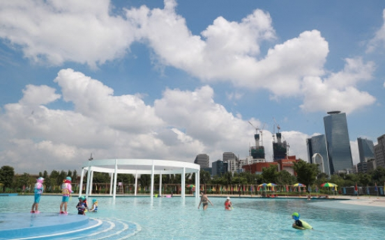 [Weather] Temperature to rise to 37 C Sunday afternoon