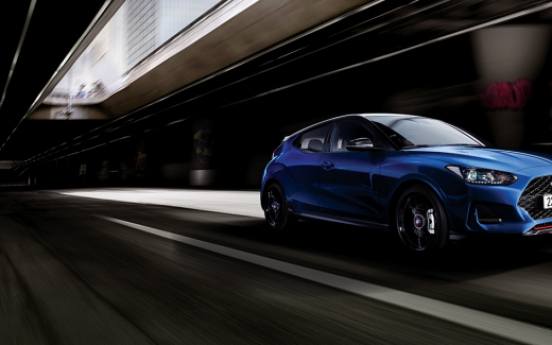 [Behind the Wheel] Hyundai's Veloster hatchback offers smart drive