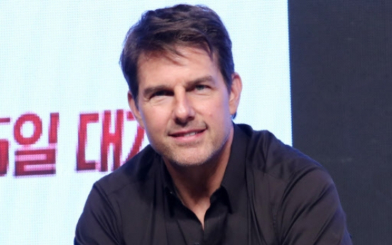 [Trending] Tom Cruise visits Korea for 'Mission: Impossible - Fallout'