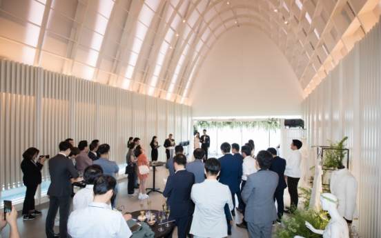 Hilton Busan's 1st anniversary