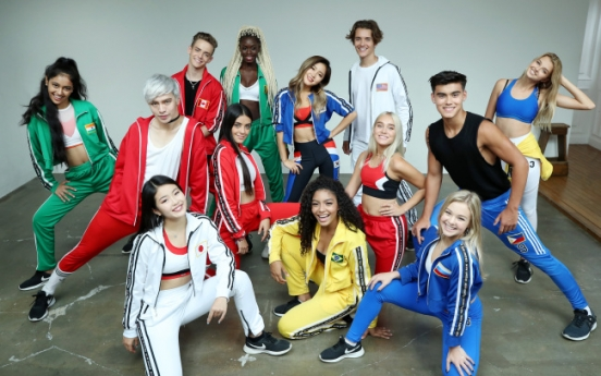 [Photo News] International pop group Now United poses for the camera