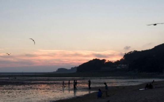 Man caught filming women in bikinis at Dongmak Beach