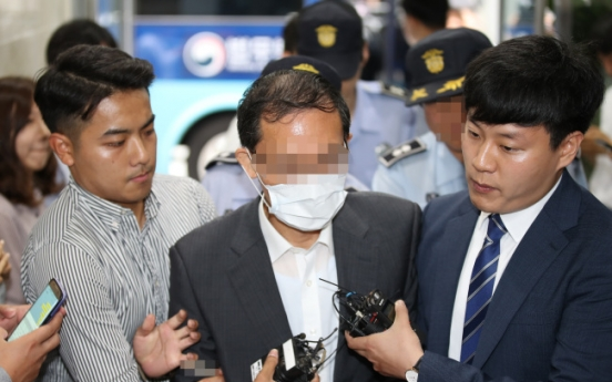 Lawyer arrested for involvement in opinion rigging scandal