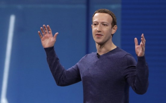Zuckerberg: Holocaust deniers won't be banned from Facebook