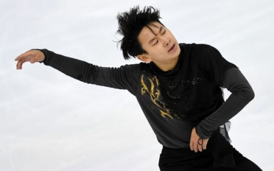 [Newsmaker] Korean figure skaters mourn death of Kazakh star Denis Ten