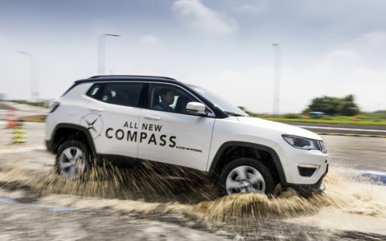 [Behind the Wheel] New Jeep Compass apt for adventurous off-road driving