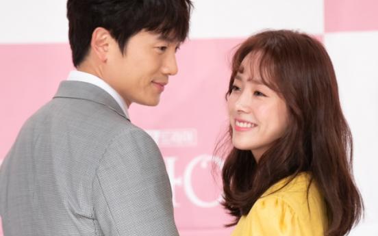 'Angelic' Han Ji-min takes role of angry, 'Familiar Wife'