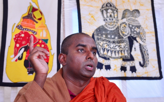 [From the scene] Villagers' opposition suspends construction of Sri Lankan temple