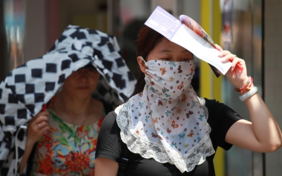 Young people cautioned to drink, eat with caution amid record heat