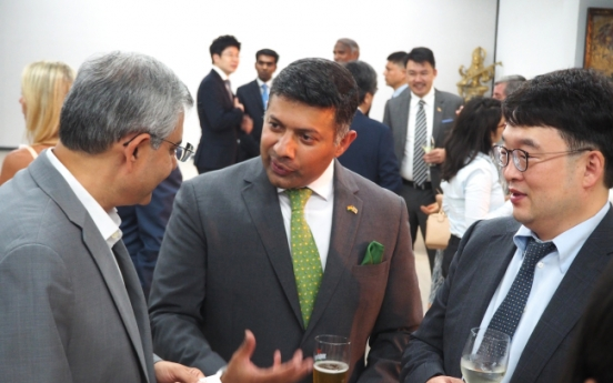 [Herald Interview] Indian envoy leaves Korea with substantive legacy