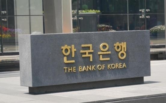 S. Korea's current account surplus reaches $7.38 b in June