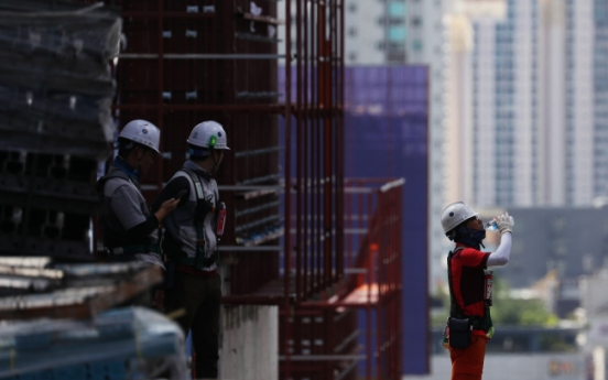 Declining construction investment worsens unemployment