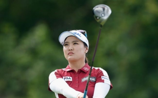 Ryu So-yeon moves to No. 2 in women's golf rankings after British Open