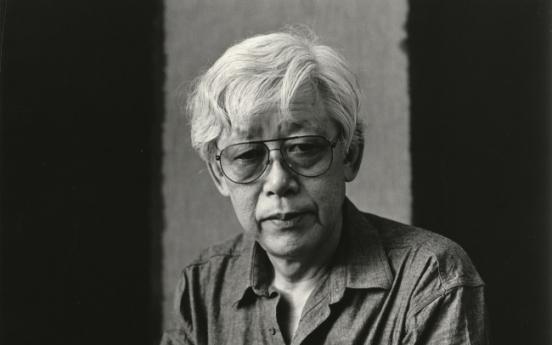 Yun Hyong-keun retrospective at MMCA: 'True sorrow is connected to true beauty'