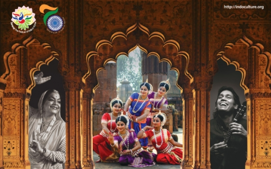 Indian Embassy brings 'Sarang' cultural festival to Korea