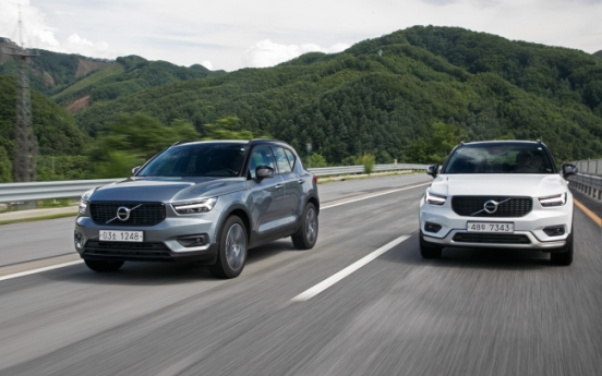 [Behind the Wheel] Volvo enters compact SUV market with XC40