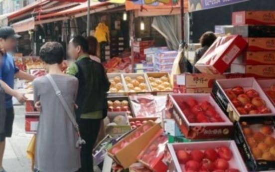 Deaf repeat offender arrested for stealing fruit