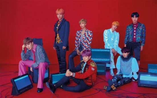 BTS releases photos for 'Love Yourself: Answer'