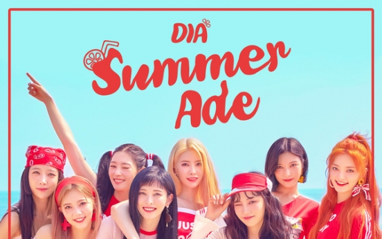 [Album review] DIA's 'Summer Ade' needs more pop