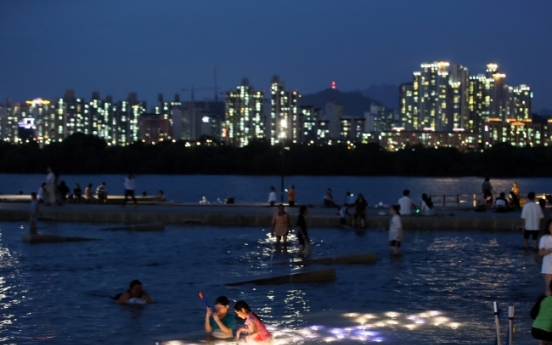 Seoul endures tropical nights for record 25 days