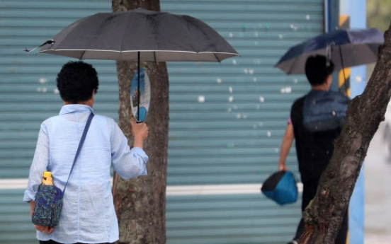 [Weather] Rain cools down parts of Korea