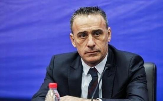 Korea set to name Paulo Bento as new nat'l football team head coach