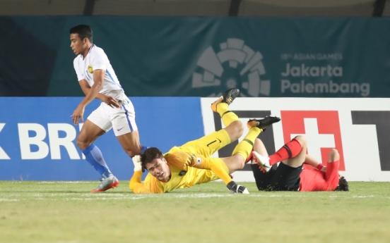 S. Korea suffer shocking defeat to Malaysia in men's football
