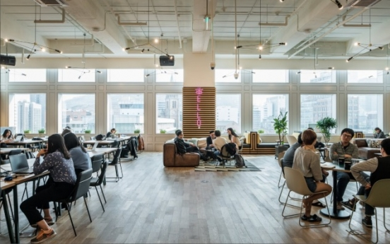 WeWork gobbles up office leases in Seoul