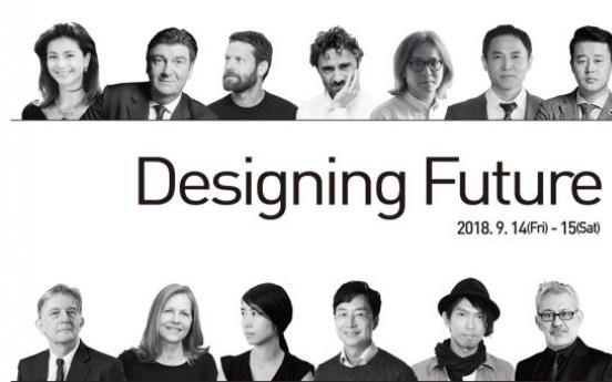 [Herald Design Forum 2018] Join Herald Design Forum and 'Re-imagine' future with speakers of international renown