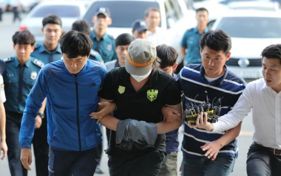 [Newsmaker] Mutilation murder suspect says killed victim over illegal hostess service